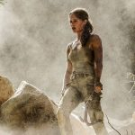 First Pictures of Alicia Vikander in 'Tomb Raider'