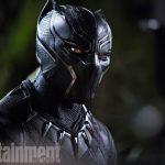 Publican nuevas imágenes de 'Black Panther'