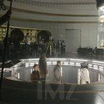 Imágenes de Alden Ehrenreich y Woody Harrelson en el rodaje de 'Han Solo'