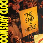 Nuevas portadas de 'Doomsday Clock' enfrentan a Superman y Doctor Manhattan