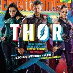 Reveladas las primeras imágenes de 'Thor: Ragnarok'