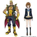 'Yu-Gi-Oh! VRAINS' presenta dos nuevos personajes