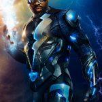 Primera imagen del traje de Black Lightning en el piloto de su serie