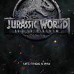 'Jurassic World 2′ tiene título oficial y nuevo póster