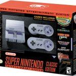 Nintendo lanzará versión mini de la Super Nes Classic